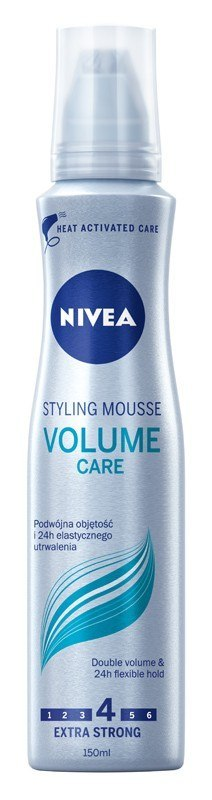 Nivea Hair Care Styling Pianka do włosów Volume Care 150ml