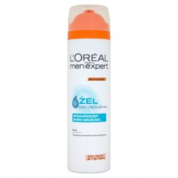 Loreal Men Expert Hipoalergiczny Żel do golenia 200ml