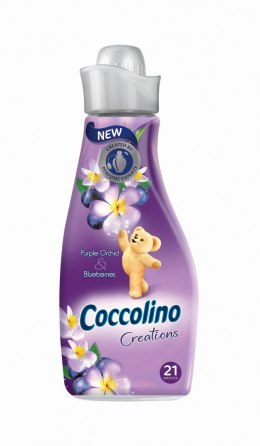 Coccolino Creations Płyn do płukania tkanin Purple Orchid & Blueberries 750ml