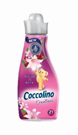Coccolino Creations Płyn do płukania tkanin Tiare Flower & Red Fruits 750ml