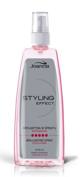 Joanna Styling Effect Brylantyna do włosów w spray'u 150ml