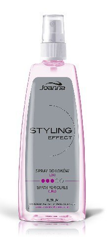 Joanna Styling Effect Spray do loków 150ml