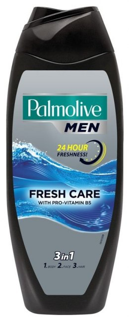 Palmolive Żel pod prysznic Men 3w1 Fresh Care 500ml