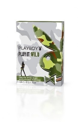 Playboy Play It Wild for Him Woda po goleniu 100ml
