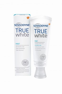 GSK Sensodyne Pasta do zębów True White Mint 75ml