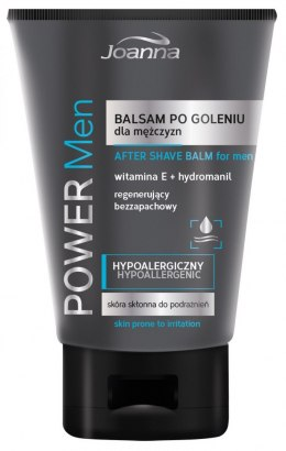 Joanna Power Men Balsam po goleniu hypoalergiczny 100g