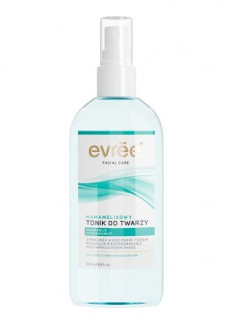 Evree Facial Care Tonik do twarzy hamamelisowy 200ml