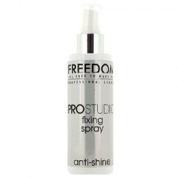 FREEDOM MAKEUP PRO STUDIO ANTI-SHINE FIXING SPRAY - Mgiełka matująca 100ml