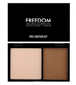 FREEDOM PRO CONTOUR MEDIUM 01 - Zestaw do konturowania Medium 01