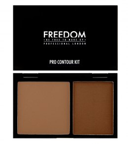 FREEDOM PRO CONTOUR MEDIUM 02 - Zestaw do konturowania Medium 02