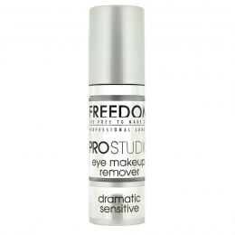 FREEDOM PRO STUDIO DRAMATIC SENSITIVE EYE MAKEUP REMOVER - Żel do demakijażu oczu 30ml