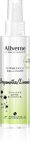 Allvernum Nature's Essences Mgiełka do ciała perfumowana Bergamotka & Limonka 125ml