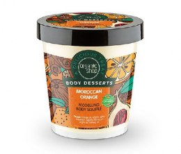 Organic Shop Body Desserts Krem do ciała Modelujący Moroccan Orange 450ml
