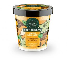 Organic Shop Body Desserts Peeling do ciała Mango Sugar Sorbet 450 ml
