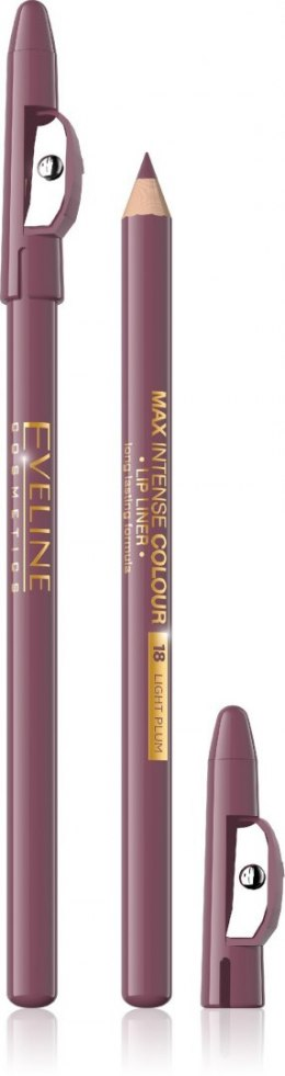Eveline Kredka do ust Max Intense Colour nr 18 Light Plum