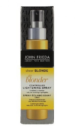 John Frieda Sheer Blonde Spray rozjaśniający do włosów blond Go Blonder 100ml new