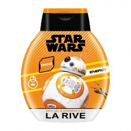 La Rive Disney Star Wars Żel pod prysznic 2w1 Droid 250ml