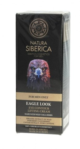 Natura Siberica Men Krem Liftingujący pod Oczy 30ml