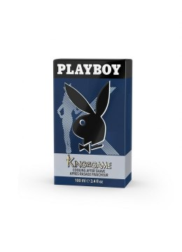 Playboy King of the Game Woda po goleniu chłodząca 100ml