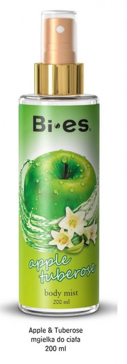 Bi-es Body Mist Mgiełka do ciała Apple - Tuberose 200ml