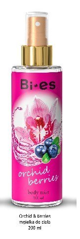 Bi-es Body Mist Mgiełka do ciała Orchid - Berries 200ml