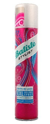Batiste Stylist Lakier do włosów Oomph My Locks XXL Volume 300ml