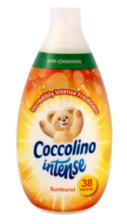 Coccolino Intense Płyn do płukania tkanin Sunburst 570ml