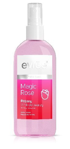 Evree Magic Rose Tonik różany do cery mieszanej 75ml mini