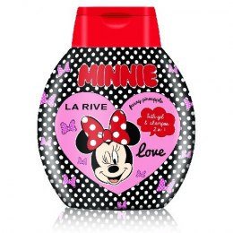 La Rive Disney Love Minnie Szampon i żel do kąpieli 2w1 250ml