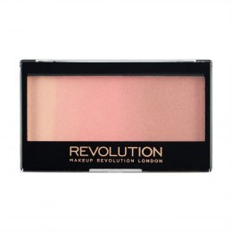 Makeup Revolution Gradient Highlighter Rozświetlacz z różem Rose Quartz Light