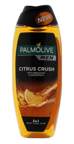 Palmolive Żel pod prysznic Men 3w1 Citrus Crush 500ml