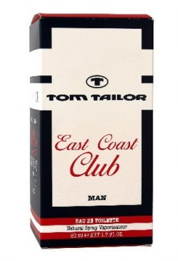 Tom Tailor East Coast Club Man Woda toaletowa 50ml
