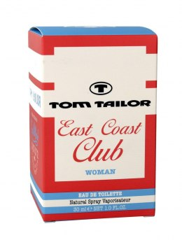 Tom Tailor East Coast Club Woman Woda toaletowa 30ml