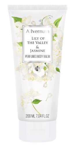 Allvernum Lily of the Valley & Jasmine Balsam do ciała perfumowany 200ml