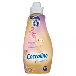 Coccolino Creations Płyn do płukania tkanin Honeysuckle & Sandalwood 1.5L