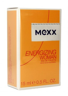 Mexx Energizing Woman Woda toaletowa 15ml