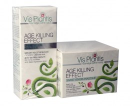 Vis Plantis Age Killing Effect DUO (krem na dzień 50ml+serum 30ml)