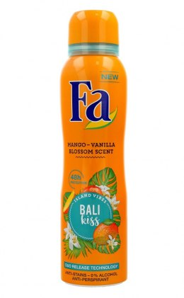 Fa Bali Kiss Dezodorant spray 150ml