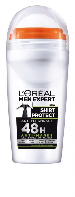 Loreal Men Expert Dezodorant roll-on Shirt Protect 50ml