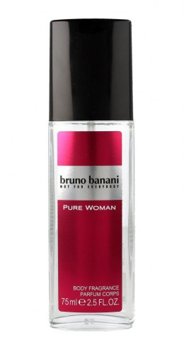 Bruno Banani Pure Woman Dezodorant atomizer 75ml