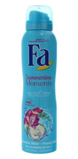 Fa Summertime Moments Dezodorant spray 150ml