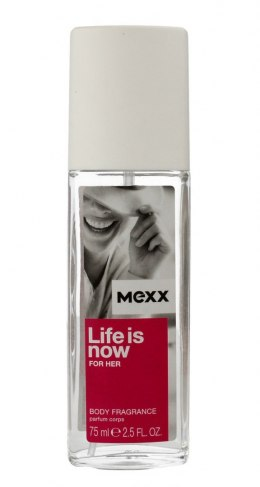 Mexx Woman Life Is Now Dezodorant atomizer 75ml