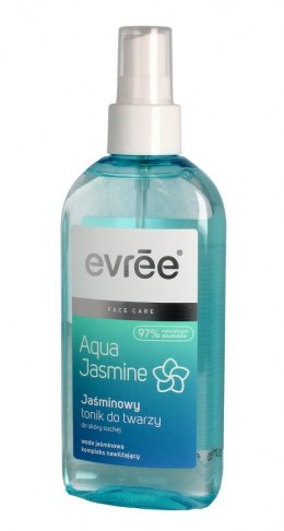 Evree Aqua Jasmine Tonik do twarzy jaśminowy - cera sucha 200ml