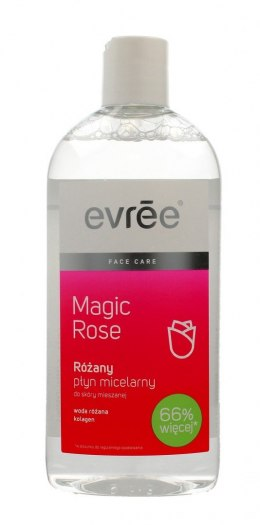 Evree Magic Rose Płyn micelarny różany 500ml