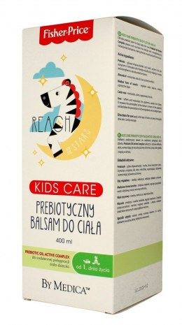 Fisher-Price Kids Care Prebiotyczny Balsam do ciała 400ml