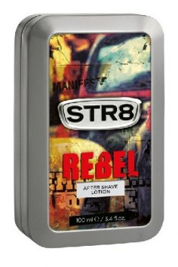 STR8 Rebel Płyn po goleniu 100ml flakon