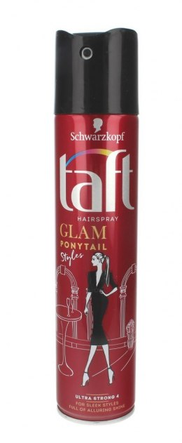 Taft Glam Styles Ponytail Lakier do włosów ultra strong 250ml