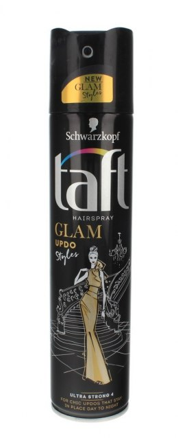 Taft Glam Styles Updo Lakier do włosów ultra strong 250ml
