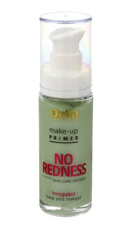 Delia Skin Care Defined Baza pod makijaż No Redness korygująca 30ml