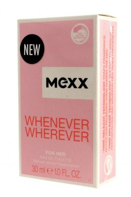 Mexx Whenever Wherever for Her Woda toaletowa 30ml
